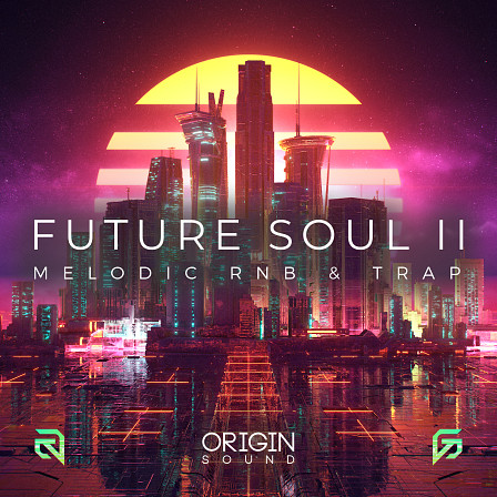 Future Soul II - Toeing the line between electronic and organic sonics