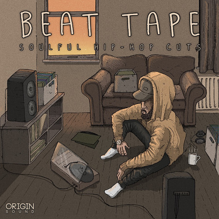 Beat Tape - Soulful Hip Hop Cuts - Add this fresh Origin Sound LoFi focused Hip Hop library to your collection