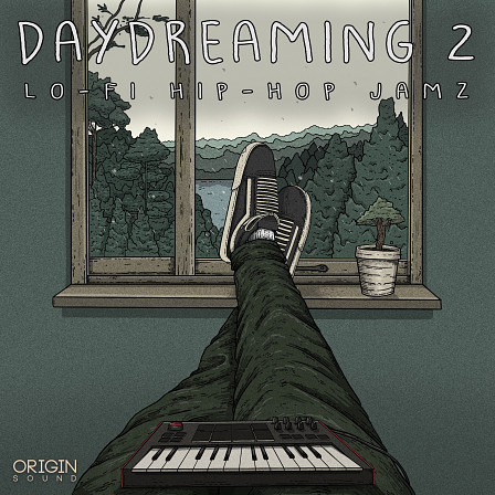 Day Dreaming 2 - Lo-Fi Hip Hop Jamz - Enter a vintage realm teeming with smooth jazzy keys and lush vinyl textures