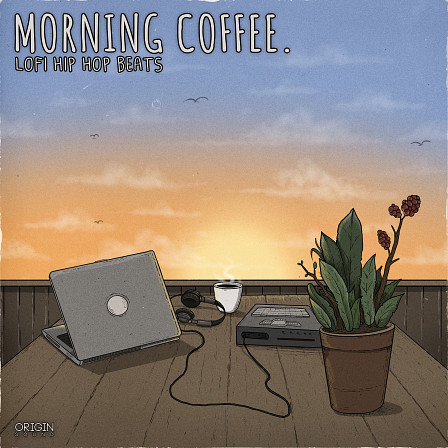 Morning Coffee - Lofi Hip Hop Beats - A chill early hour sunshine vibe, crammed full of jazzy Hip-Hop samples