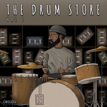 The Drum Store Vol 2