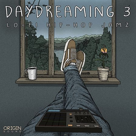 Daydreaming 3 - Lo-Fi Hip Hop Jamz - Cool breeze vibes that feel like you're taking a nap in a mellow field