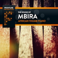 Sound Of Mbira - African Thumb Piano, The product image