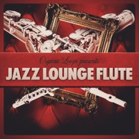 Jazz Lounge Flute - A sophisticated collection of live flute recordings featuring over 300 loops