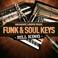 Funk & Soul Keys - Bill King - A timeless collection of iconic keys