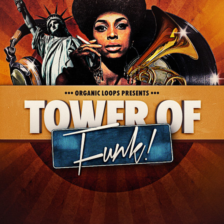 Tower Of Funk - A lethal mix of classic Funked-Up instruments and stone-cold Live Drums