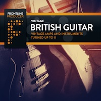 Vintage British Guitars - Get the classic guitar sound your productions desire