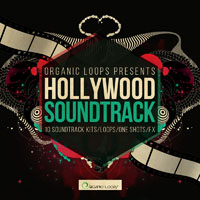 Hollywood Soundtrack - Cinematic themes arranged into 10 stirring film scores