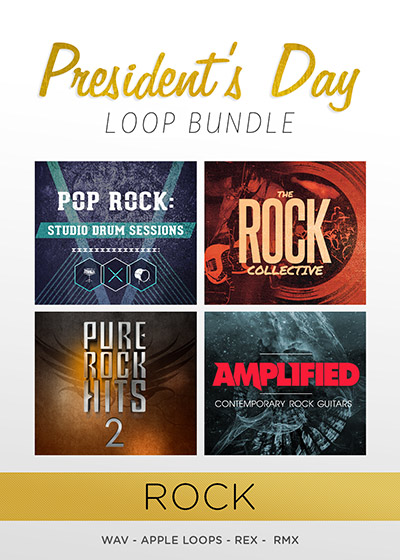 President's Day Bundle: Rock product image