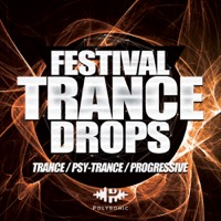 Festival Trance Drops - Construction kits & one shots perfect for creating the nex big trance hit!
