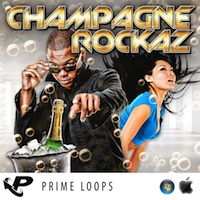 Champagne Rockaz - Keep it poppin' with this Diamond-studded collection of 300+ slick synth hooks