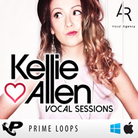 Kellie Allen Vocal Sessions - A finely crafted library of female vocals
