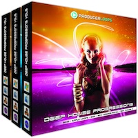 Deep House Progressions Bundle (Vols 1-3) - Bringing together the complete series into one huge product
