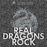 Real Dragons Rock - A brand new Rock/Dubstep fusion Construction Kit pack containg 4 kits