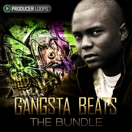 Gangsta Beats Bundle (Vols 1-3) product image