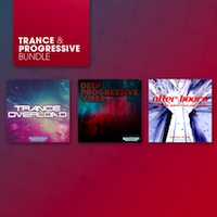 Trance & Progressive Bundle - Combines the three most popular Equinox Sounds