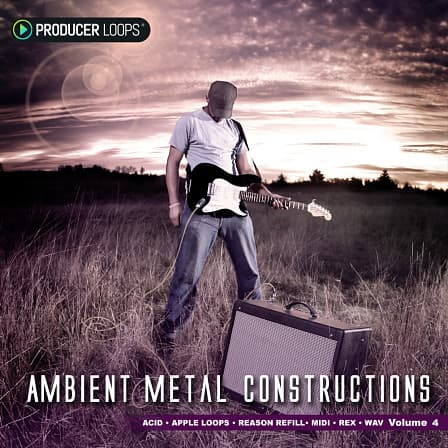 Ambient Metal Constructions 4 product image