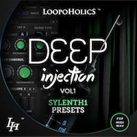 Deep Injection Vol 1: Sylenth1 Presets