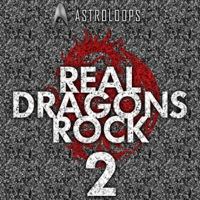 Real Dragons Rock 2 - 5 heart-pounding, bone-crushing Alternative Rock Construction Kits