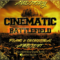 Cinematic & Battlefield Scores - 8 masterclass Construction Kits that will give you high quality orchestra feel
