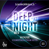 Deep At Night Vol.4 House Construction Kits - The fourth addition to the popular relaxing Deep At Night series