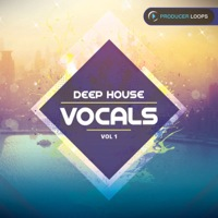 Deep House Vocals Vol.1 - Get your shout-outs all in one deep house pack