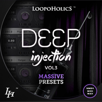 Deep Injection Vol.3: Massive Presets product image