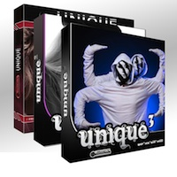 Unique Bundle (Vol.1-3) - Be sure to add this awesome Bundle to your collection today