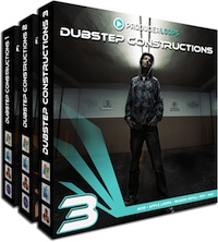 Dubstep Constructions Bundle (Vols 1-3) - Featuring 30 dark and atmospheric Construction Kits