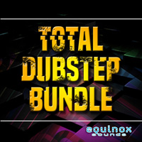 Total Dubstep Bundle - 54 Construction Kits, 165 individual bass loops plus 1.850 one-shot samples