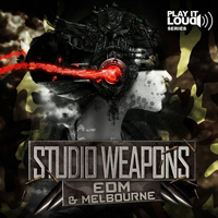 Studio Weapons - EDM & Melbourne - Six Kits split into track stems so you can combine all the sounds as you wish