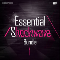 Essential Shockwave 2015 Bundle Vol.1 - EDM and House sounds covering everything from synths and drums to vocals