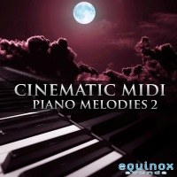 Cinematic MIDI Piano Melodies 2  product image