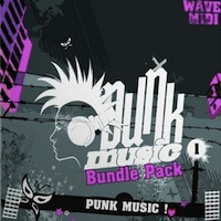 Punk Bundle Vol 1 - Packed full of fresh House files