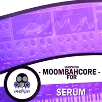 Shocking Moombahcore For Serum - Collection presets inspired by artists such as Dillon Francis & NGHTMR