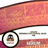 Shocking Moombahton & Tropical House For Serum product image