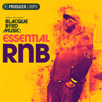 Blacque Byrd Music: Essential RnB product image