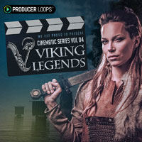 Cinematic Series Vol 4: Viking Legends product image