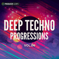 Deep Techno Progressions Vol 4 product image