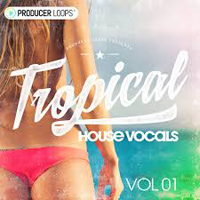 Tropical House Vocals Vol 1 product image