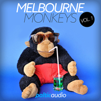 Melbourne Monkeys Vol 1 - Vocal loops, synth loops, and more perfec for your next festival banger