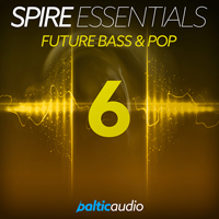 Spire Essentials Vol 6 - Future Bass & Pop product image