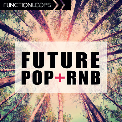Future Pop & RnB - Five key and BPM labelled Construction Kits inspired by the biggest names today