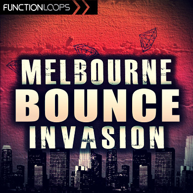 Melbourne Bounce Invasion - An ultimate tool to kickstart world class Bounce tracks