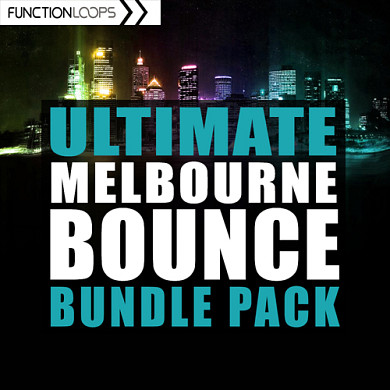 Ultimate Melbourne Bounce Bundle - Over 2GB of Bounce production material
