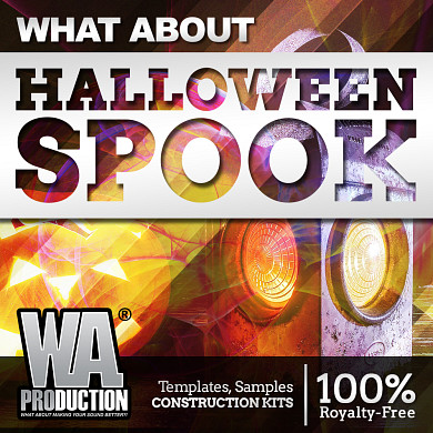 What About Halloween Spook - A spooky and fearsome pack based on the Hybrid Trap genre