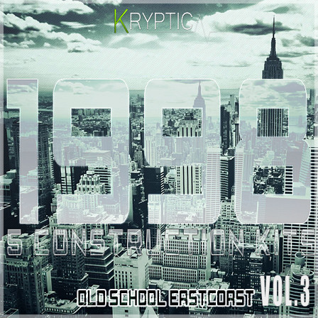 1998 Vol 3 - A dope East Coast series from Kryptic
