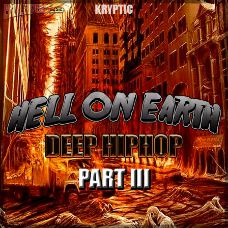 Hell On Earth Vol 3 - Hip Hop Construction Kits for quality Old School and East Coast