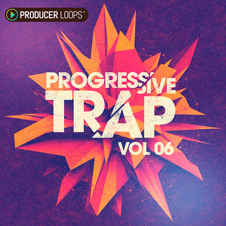 Progressive Trap Vol 6 - A series of sinister and haunting vibes with deep basses, ethereal pads & more