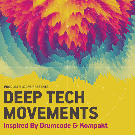 Deep Tech Movements - A pack inspired by the top Techno labels